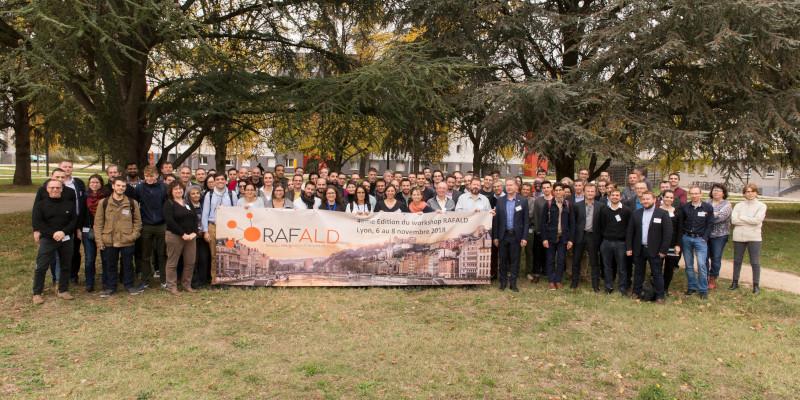 Oct 2018: JACOMEX at RAFALD-2018 (Nov. 6-8th Lyon)
