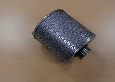 Activated Carbon Filter for Glove Box