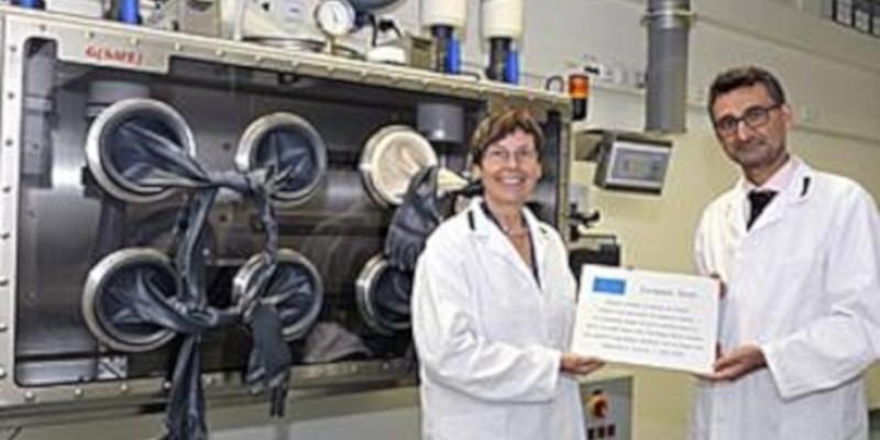 IAEA Renews its Trust to Jacomex