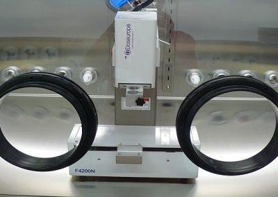 Dosing Robot for Glove Box