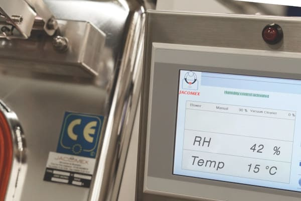H2O Analyser for Glove Boxes