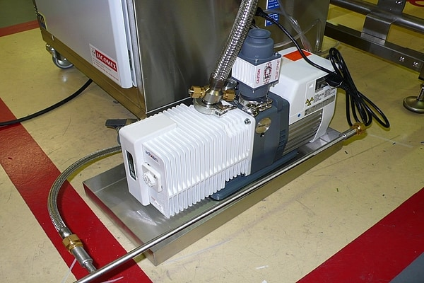 pumping-system-glove-box