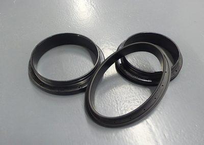 Glove Rings for Glove Box