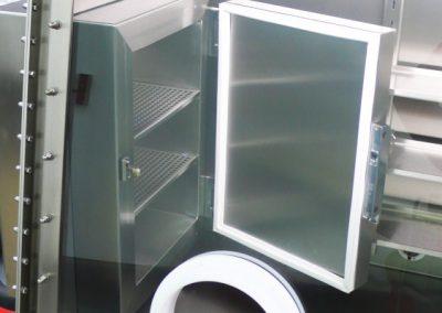Glove Box Freezer