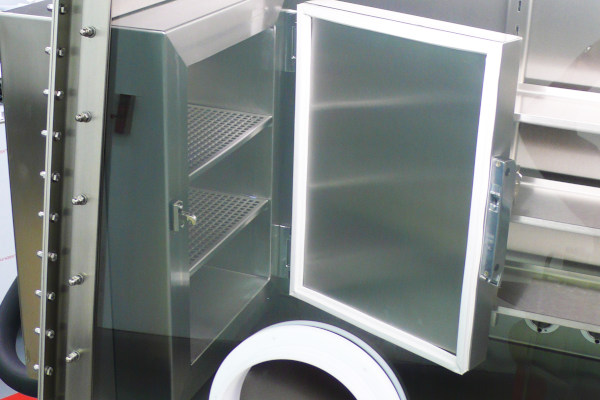 Freezer for Glove Box