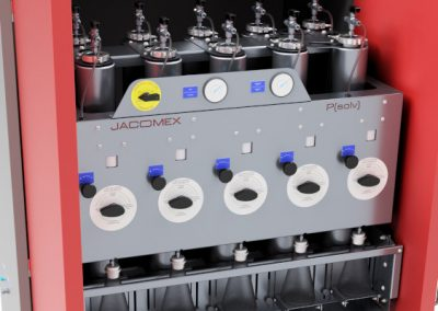 P(Solv) – Solvent Purifier for Glove Box