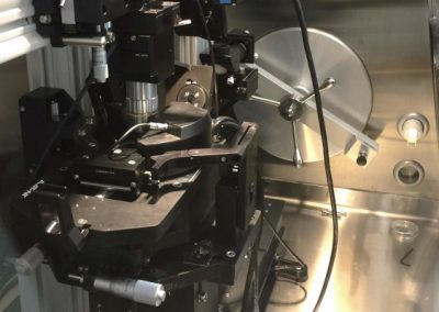 Atomic Force Microscope (AFM) for Glove Box
