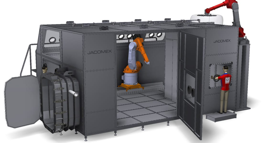 Glove Boxes for Additive Manufacturing Applications