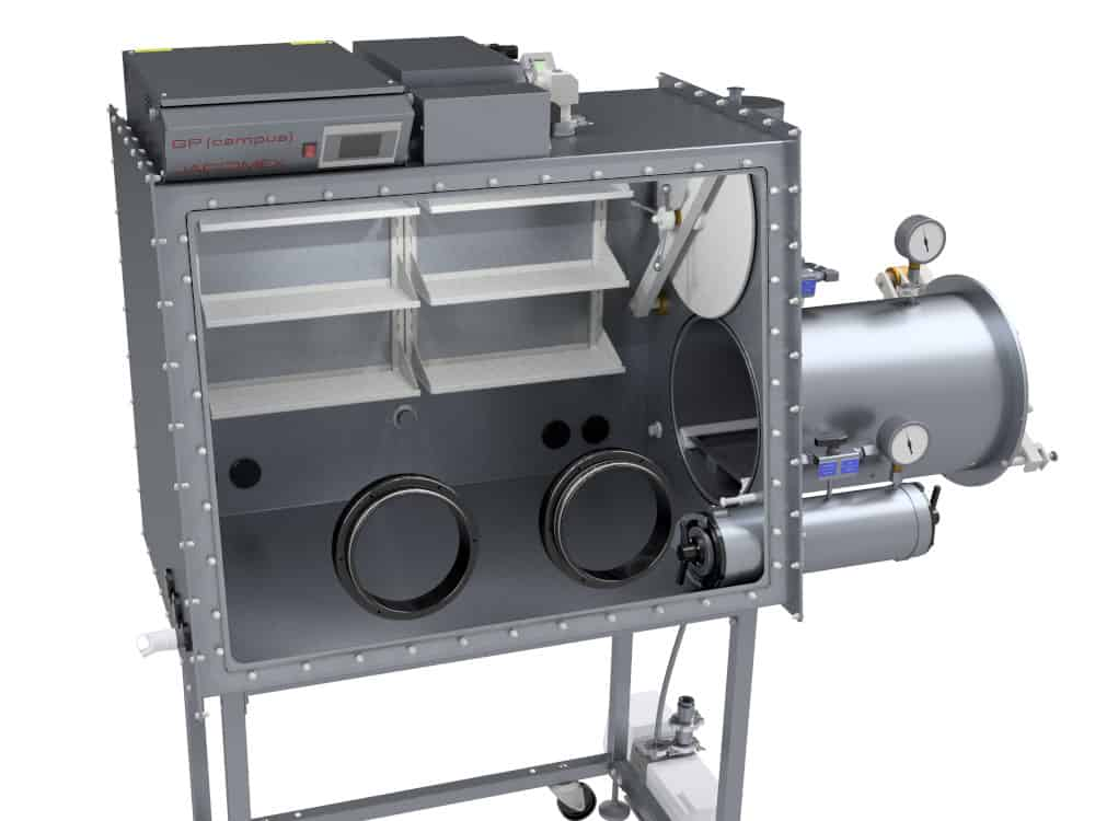 Anaerobic chamber - Anaerobic cultivation for research