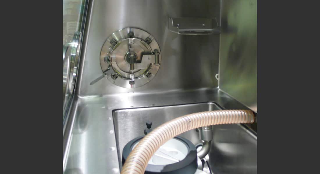 powder-milling-operator-protection-glove-box