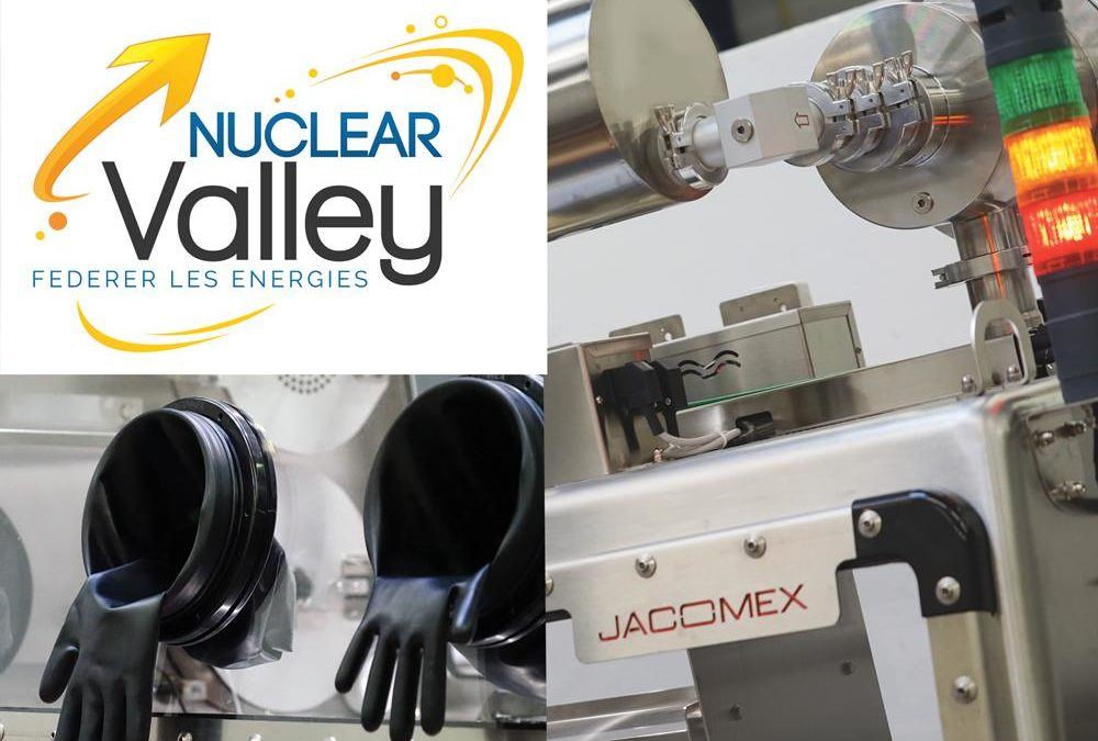 Jacomex joins Nuclear Valley