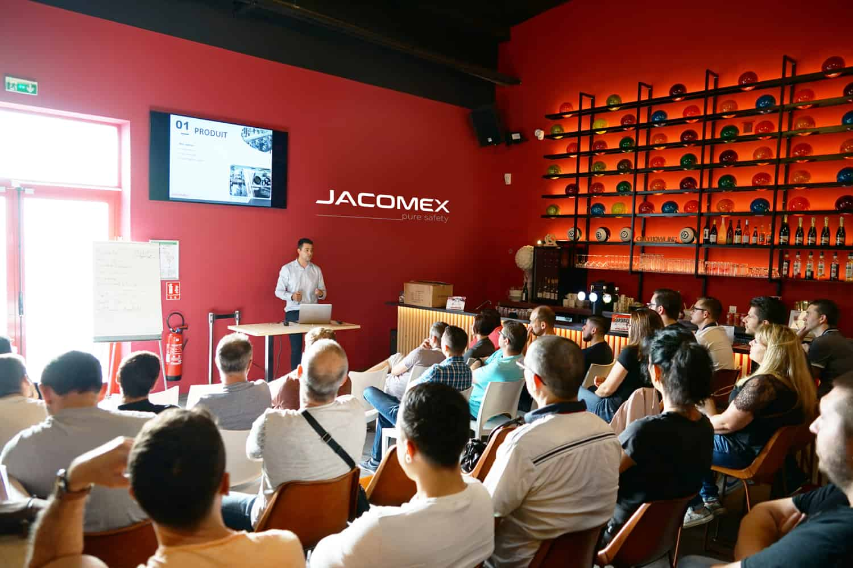 Jacomex Team