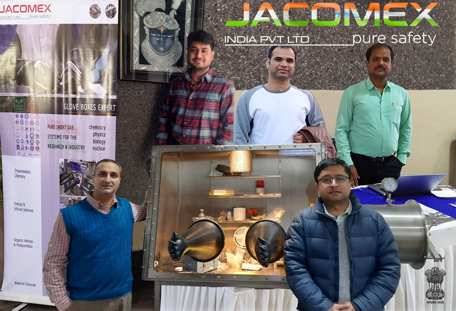 Jacomex is the Only International Manufacturer of Glove Boxes in India