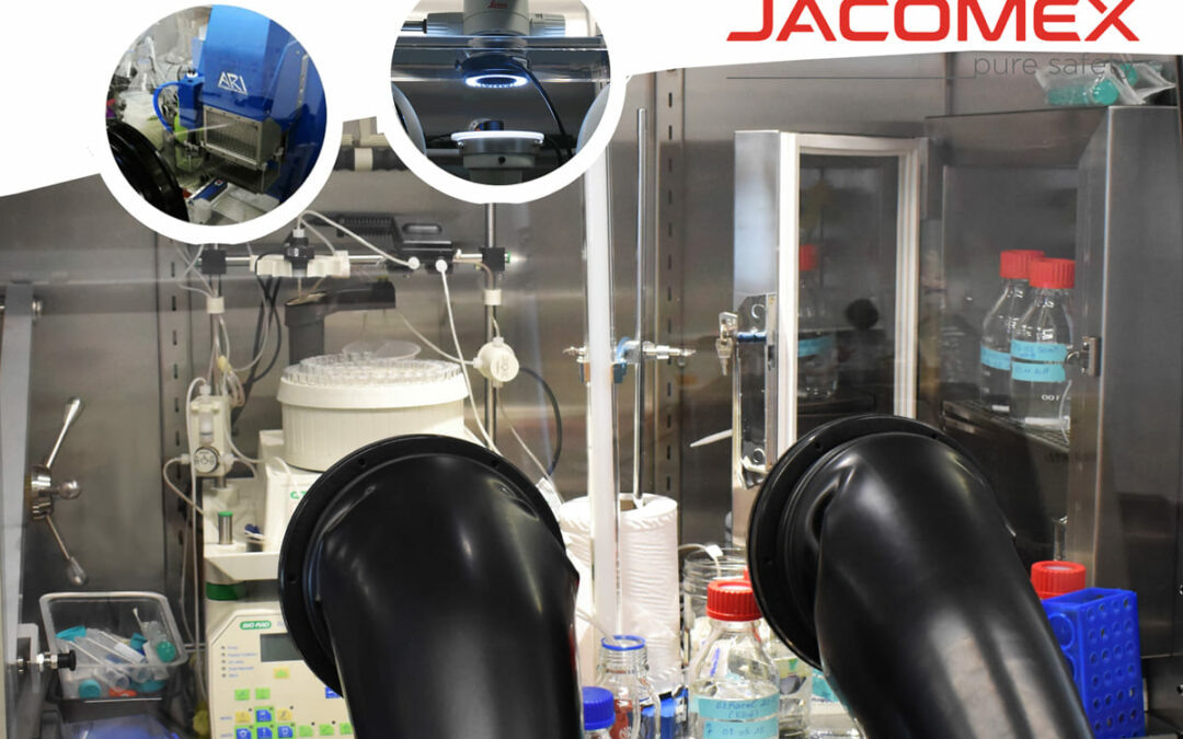 JACOMEX: a Leading Multisectoral Expertise in Research and Production