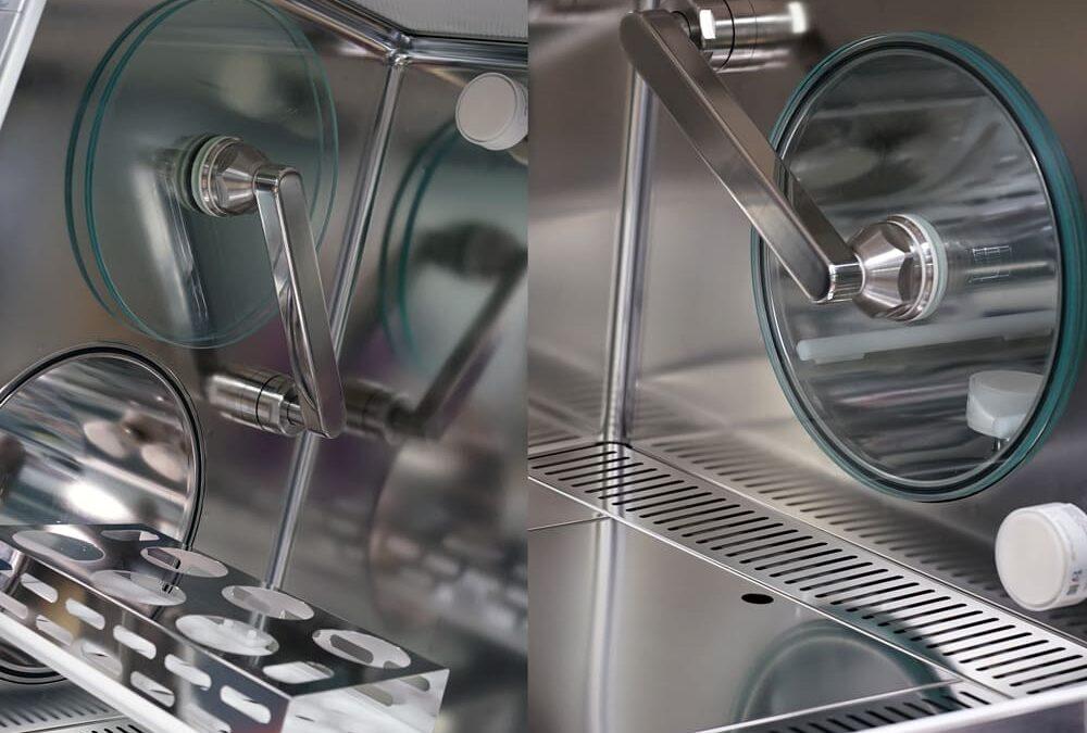 We Design Custom Ergonomic Transfer Chambers For Glove Boxes And Isolators