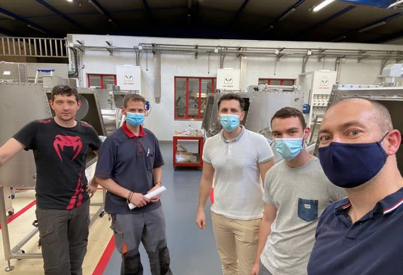 Assembly Day was held at the Workshop Dedicated to the Latest Newcomer